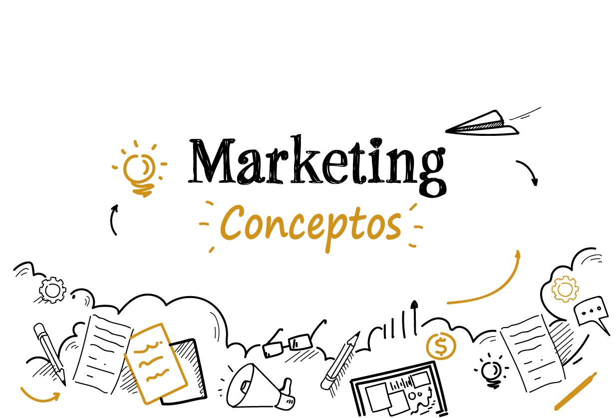 Conceptos del Marketing